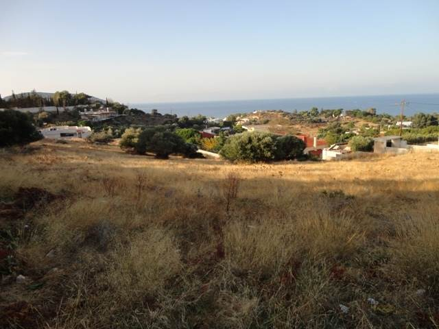 (For Sale) Land Plot || East Attica/Anavyssos - 1.000,00Sq.m, 750.000€